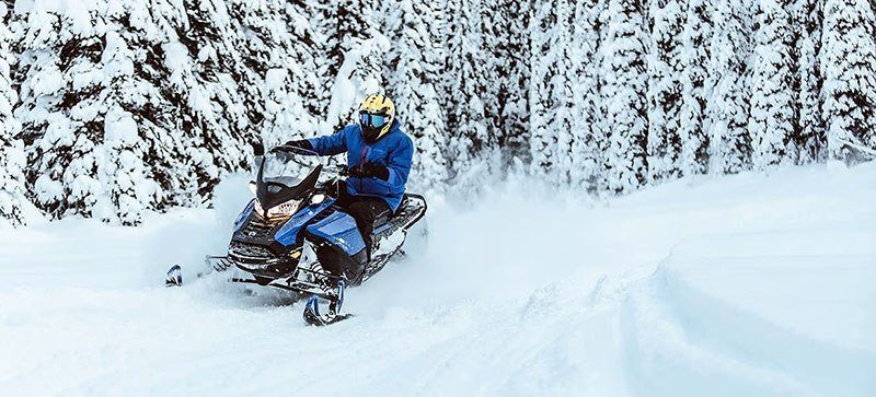 2021 Ski-Doo Renegade X 600R E-TEC ES Ice Ripper XT 1.5 in Speculator, New York - Photo 18