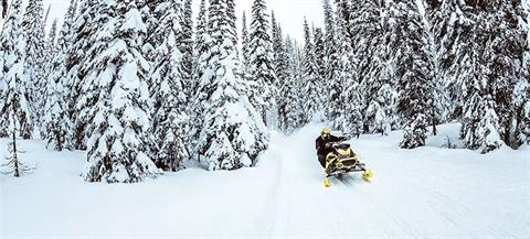 2021 Ski-Doo Renegade X 600R E-TEC ES RipSaw 1.25 in Saint Johnsbury, Vermont - Photo 9