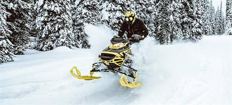 2021 Ski-Doo Renegade X 600R E-TEC ES RipSaw 1.25 in Saint Johnsbury, Vermont - Photo 15