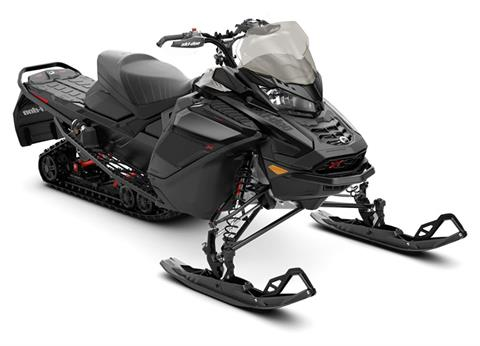 2021 Ski-Doo Renegade X 900 ACE Turbo ES w/ Adj. Pkg, Ice Ripper XT 1.25 in Shawano, Wisconsin