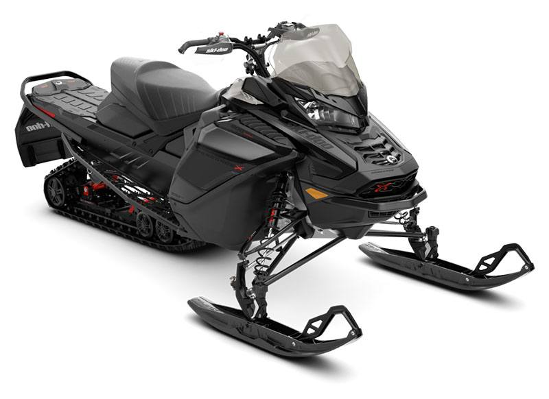 2021 Ski-Doo Renegade X 900 ACE Turbo ES RipSaw 1.25 w/ Premium Color Display in Sacramento, California