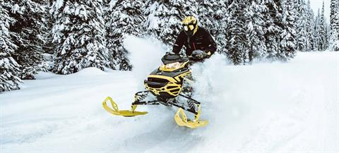 2021 Ski-Doo Renegade X 900 ACE Turbo ES w/ Adj. Pkg, Ice Ripper XT 1.25 in Hillman, Michigan - Photo 16