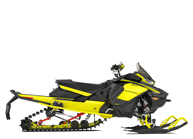 2021 Ski-Doo Renegade X 900 ACE Turbo ES w/ Adj. Pkg, RipSaw 1.25 in Wilmington, Illinois - Photo 2