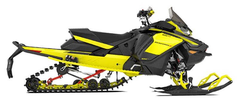 2021 Ski-Doo Renegade X 900 ACE Turbo ES w/ Adj. Pkg, RipSaw 1.25 w/ Premium Color Display in Augusta, Maine - Photo 2