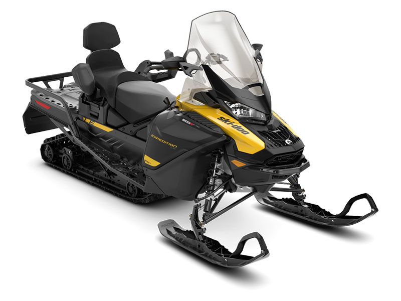 2021 Ski-Doo Expedition LE 600R E-TEC ES Silent Cobra WT 1.5 in Concord, New Hampshire - Photo 1