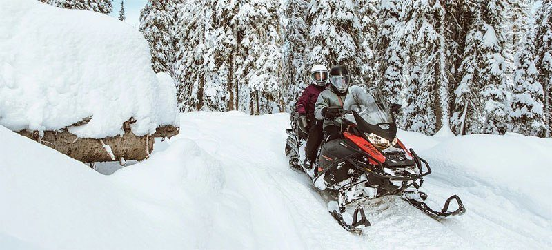 2021 Ski-Doo Expedition LE 600R E-TEC ES Silent Cobra WT 1.5 in Deer Park, Washington - Photo 5