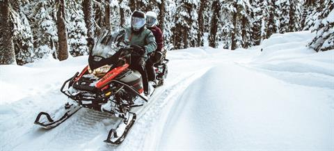2021 Ski-Doo Expedition LE 600R E-TEC ES Silent Cobra WT 1.5 in Woodinville, Washington - Photo 9