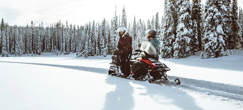 2021 Ski-Doo Expedition LE 600R E-TEC ES Silent Cobra WT 1.5 in Deer Park, Washington - Photo 10