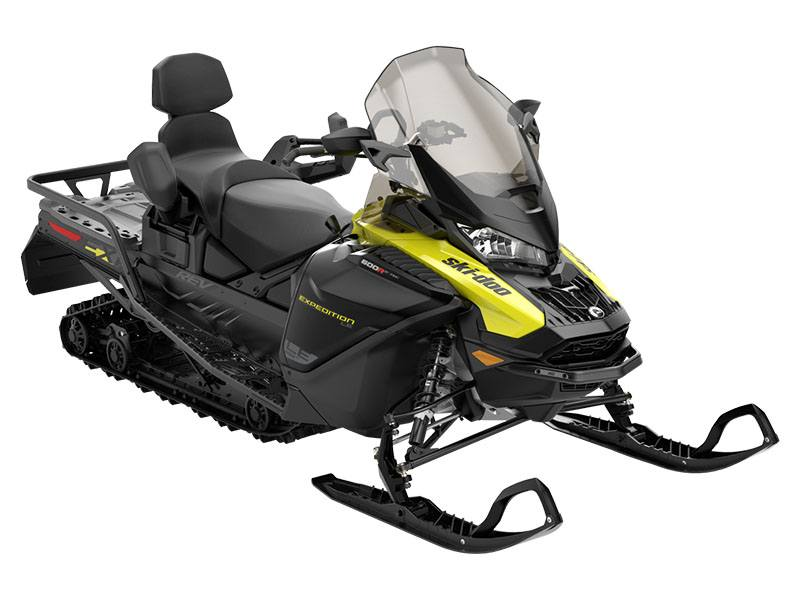2021 Ski-Doo Expedition LE 600R E-TEC ES Silent Cobra WT 1.5 in Huron, Ohio - Photo 1