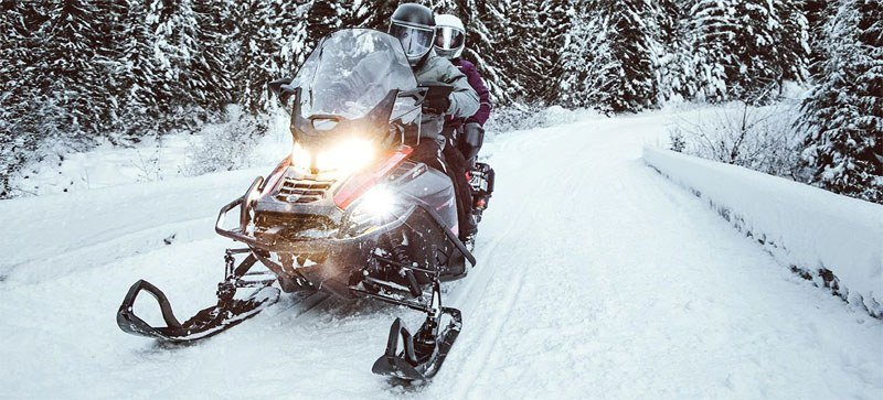 2021 Ski-Doo Expedition LE 900 ACE Turbo ES Silent Cobra WT 1.5 in Rome, New York - Photo 6