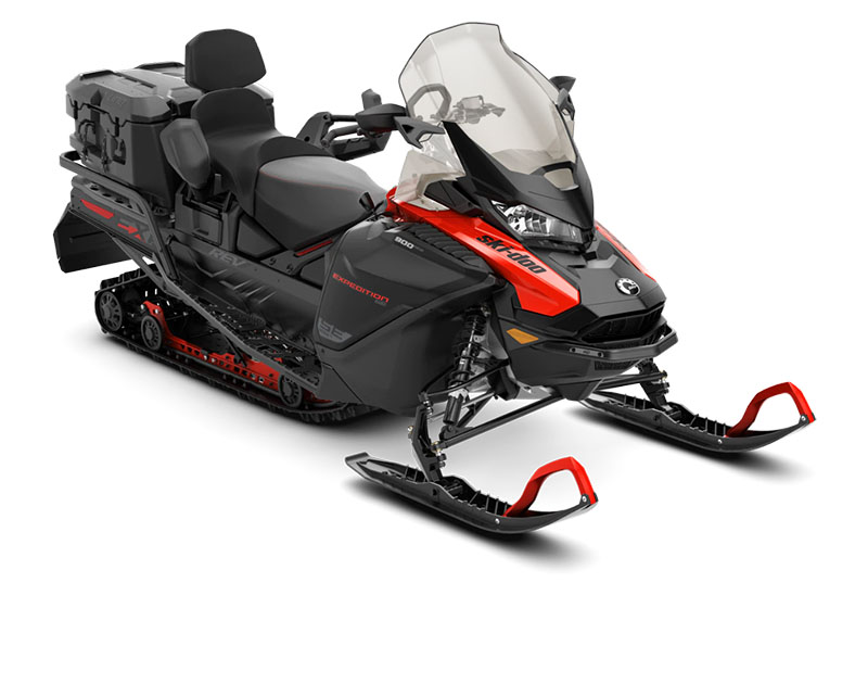 2020 Ski-Doo Expedition SE 154 900 ACE ES w/ Silent Ice Cobra WT 1.5 in Hillman, Michigan - Photo 1