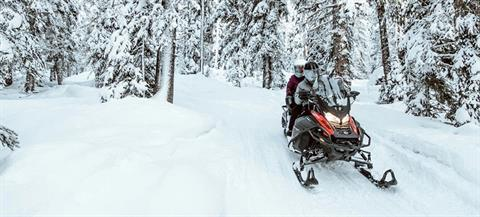 2021 Ski-Doo Expedition SE 600R E-TEC ES Silent Ice Cobra WT 1.5 w/ Premium Color Display in Augusta, Maine - Photo 5