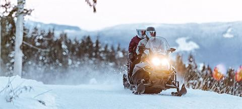 2021 Ski-Doo Expedition SE 600R E-TEC ES Silent Ice Cobra WT 1.5 w/ Premium Color Display in Butte, Montana - Photo 7