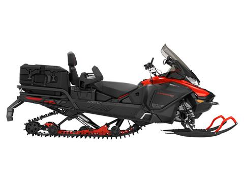 2021 Ski-Doo Expedition SE 600R E-TEC ES Silent Ice Cobra WT 1.5 in Derby, Vermont - Photo 2
