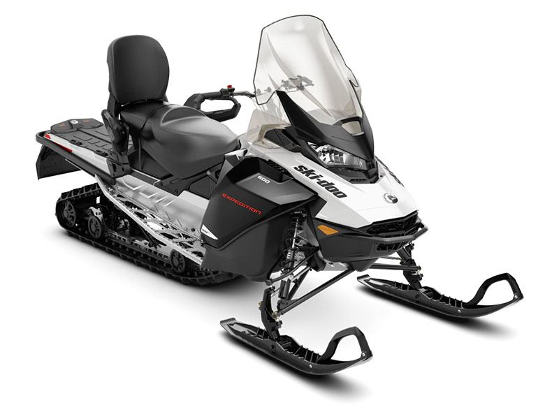 2021 Ski-Doo Expedition Sport 600 EFI ES Charger 1.5 in Colebrook, New Hampshire - Photo 1
