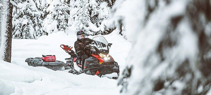 2021 Ski-Doo Skandic Sport 600 EFI ES Utility WT 1.25 in Woodinville, Washington - Photo 4