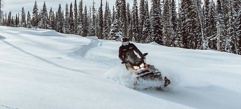 2021 Ski-Doo Skandic SWT 600R E-TEC ES Silent Cobra SWT 1.5 in Billings, Montana - Photo 10