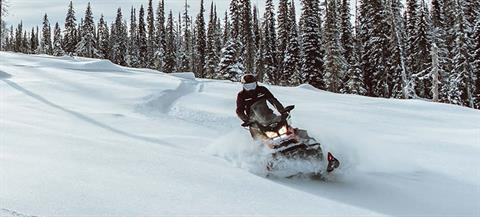 2021 Ski-Doo Skandic SWT 600R E-TEC ES Silent Cobra SWT 1.5 in Land O Lakes, Wisconsin - Photo 10