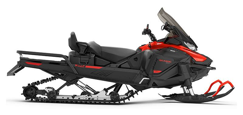 2021 Ski-Doo Skandic SWT 900 ACE ES Silent Cobra SWT 1.5 in Ponderay, Idaho - Photo 2