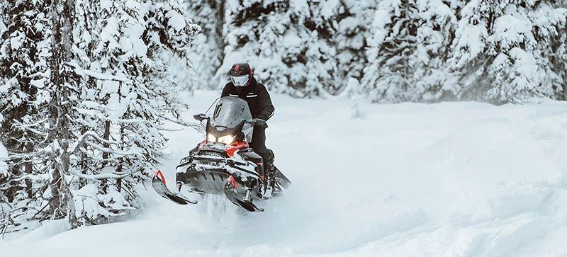 2021 Ski-Doo Skandic WT 600R E-TEC ES Cobra WT 1.5 in Wenatchee, Washington - Photo 3