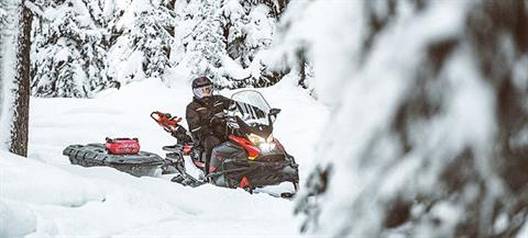 2021 Ski-Doo Skandic WT 600R E-TEC ES Cobra WT 1.5 in Wenatchee, Washington - Photo 5
