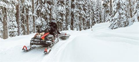 2021 Ski-Doo Skandic WT 600R E-TEC ES Cobra WT 1.5 in Unity, Maine - Photo 9