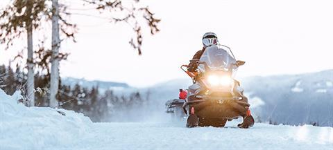 2021 Ski-Doo Skandic WT 600R E-TEC ES Cobra WT 1.5 in Unity, Maine - Photo 10