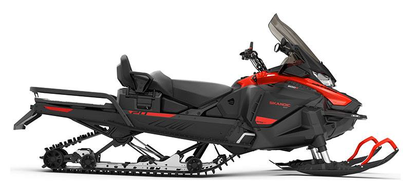 2021 Ski-Doo Skandic WT 600R E-TEC ES Cobra WT 1.5 in Unity, Maine - Photo 2