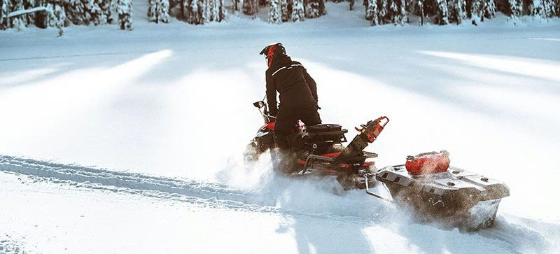 2021 Ski-Doo Skandic WT 600 EFI ES Cobra WT 1.5 in Deer Park, Washington