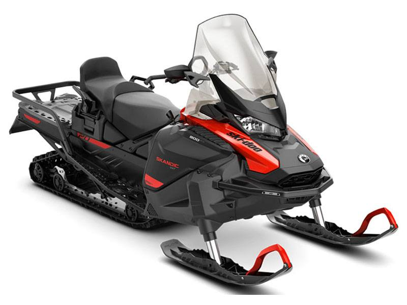 2021 Ski-Doo Skandic WT 900 ACE ES Cobra WT 1.5 in Speculator, New York - Photo 1