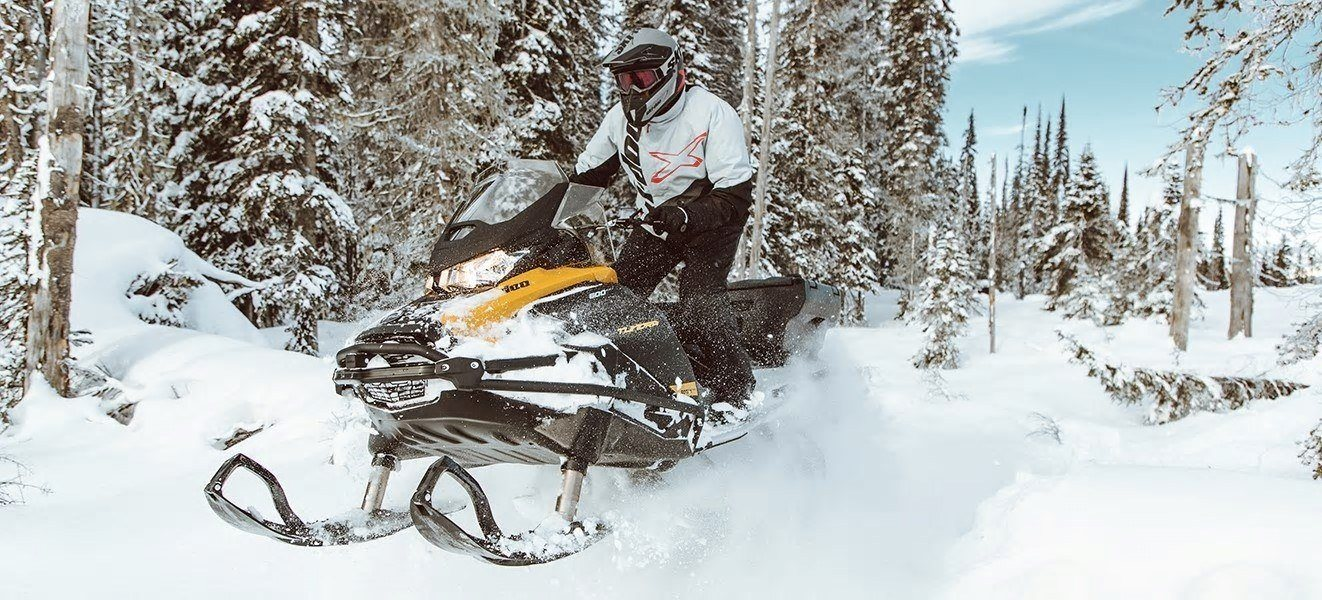 2021 Ski-Doo Tundra LT 600 EFI ES Charger 1.5 in Hudson Falls, New York - Photo 2