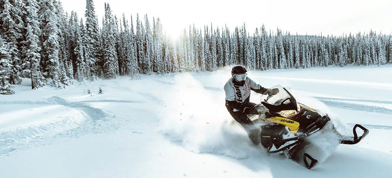 2021 Ski-Doo Tundra LT 600 EFI ES Charger 1.5 in Concord, New Hampshire - Photo 3