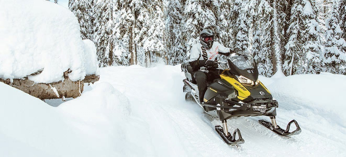2021 Ski-Doo Tundra LT 600 EFI ES Charger 1.5 in Eugene, Oregon - Photo 4