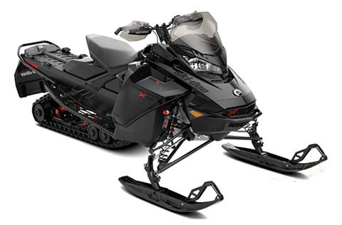 2022 Ski-Doo Renegade X-RS 600 E-TEC w/ Competition pkg. Ripsaw II 1.25 M.S. in Wilmington, Illinois