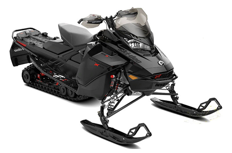 2022 Ski-Doo Renegade X-RS 600 E-TEC w/ Competition pkg. Ripsaw II 1.25 M.S. in Evanston, Wyoming