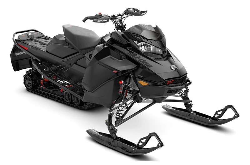 2022 Ski-Doo Renegade X-RS 850 E-TEC ES Ice Ripper XT 1.25 w/ Premium Color Display in Augusta, Maine - Photo 1