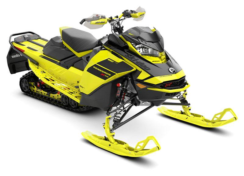 2021 Ski-Doo Renegade X-RS 850 E-TEC ES w/ QAS, Ice Ripper XT 1.5 w/ Premium Color Display in Honesdale, Pennsylvania
