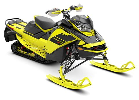 2021 Ski-Doo Renegade X-RS 850 E-TEC ES w/ QAS, Ice Ripper XT 1.5 w/ Premium Color Display in Sierra City, California