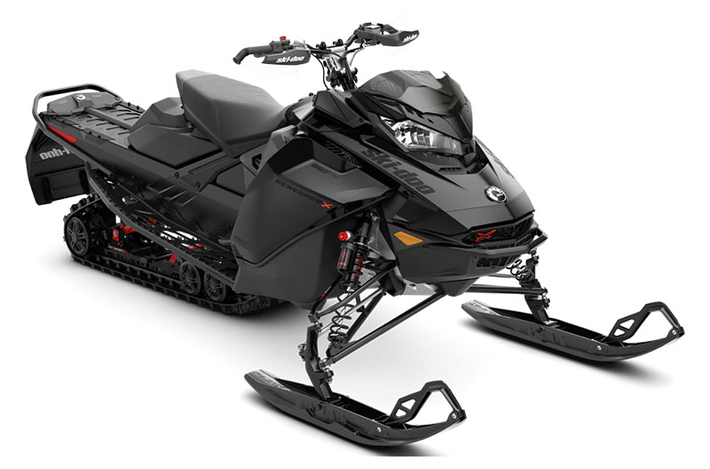 2022 Ski-Doo Renegade X-RS 850 E-TEC ES Ice Ripper XT 1.5 w/ Premium Color Display in Rome, New York - Photo 1