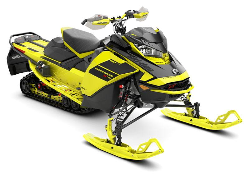 2021 Ski-Doo Renegade X-RS 850 E-TEC ES w/ Adj. Pkg, Ice Ripper XT 1.5 w/ Premium Color Display in Pocatello, Idaho