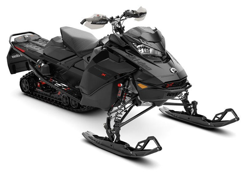 2021 Ski-Doo Renegade X-RS 850 E-TEC ES w/ Adj. Pkg, Ice Ripper XT 1.25 in Saint Johnsbury, Vermont - Photo 1