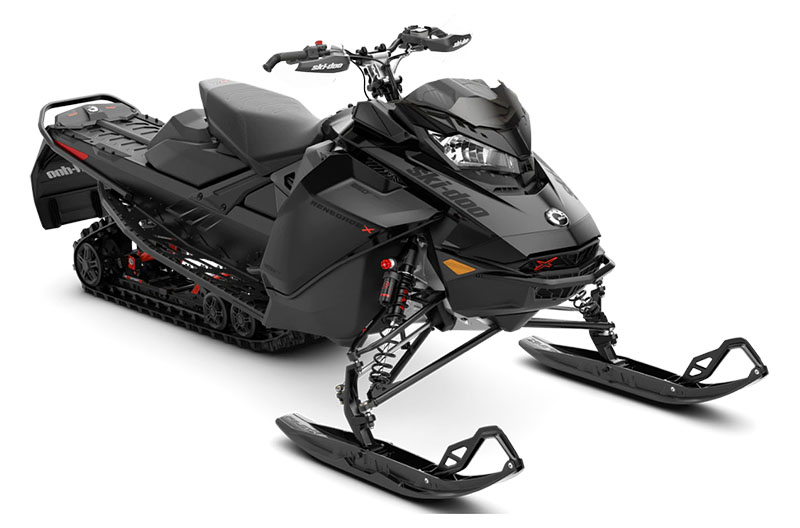 2022 Ski-Doo Renegade X-RS 850 E-TEC ES RipSaw 1.25 in Augusta, Maine - Photo 1
