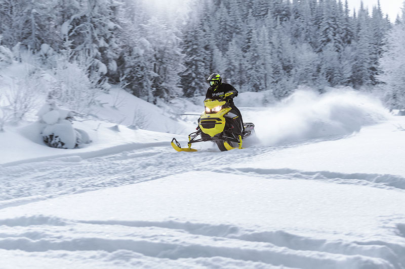 2022 Ski-Doo Renegade X-RS 850 E-TEC ES w/ Adj. Pkg, Ice Ripper XT 1.25 w/ Premium Color Display in Honeyville, Utah - Photo 7