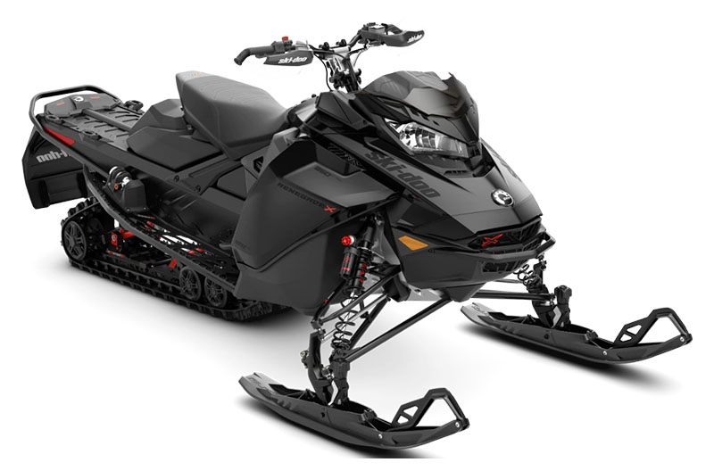 2022 Ski-Doo Renegade X-RS 850 E-TEC ES w/ Adj. Pkg, RipSaw 1.25 in Colebrook, New Hampshire - Photo 1