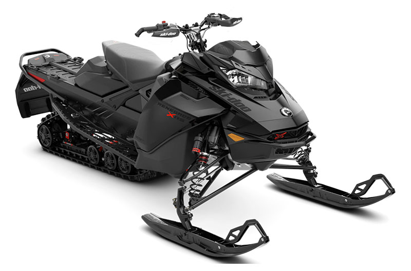 2022 Ski-Doo Renegade X-RS 850 E-TEC ES w/ Smart-Shox, Ice Ripper XT 1.5 w/ Premium Color Display in Wenatchee, Washington - Photo 1