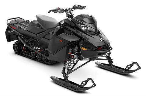 2022 Ski-Doo Renegade X-RS 850 E-TEC ES w/ Smart-Shox, RipSaw 1.25 w/ Premium Color Display in Deer Park, Washington