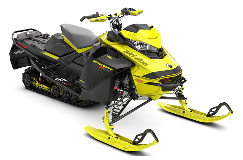 2022 Ski-Doo Renegade X-RS 850 E-TEC ES w/ Smart-Shox, RipSaw 1.25 w/ Premium Color Display in Roscoe, Illinois - Photo 1