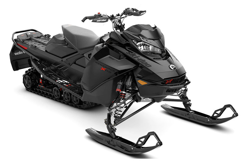 2022 Ski-Doo Renegade X-RS 850 E-TEC ES w/ Smart-Shox, Ice Ripper XT 1.5 in Clinton Township, Michigan - Photo 1