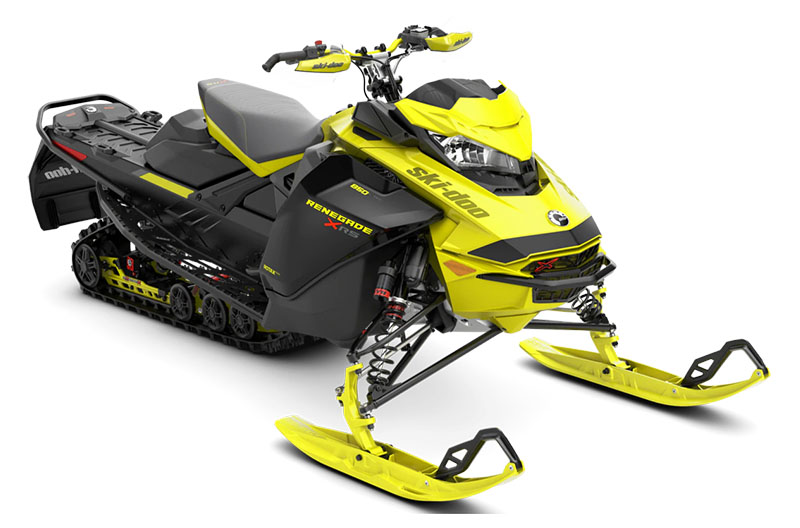 2022 Ski-Doo Renegade X-RS 850 E-TEC ES w/ Smart-Shox, Ice Ripper XT 1.5 in Augusta, Maine - Photo 1