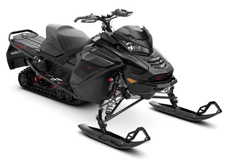 2021 Ski-Doo Renegade X-RS 900 ACE Turbo ES w/ QAS, Ice Ripper XT 1.25 in Sully, Iowa - Photo 1